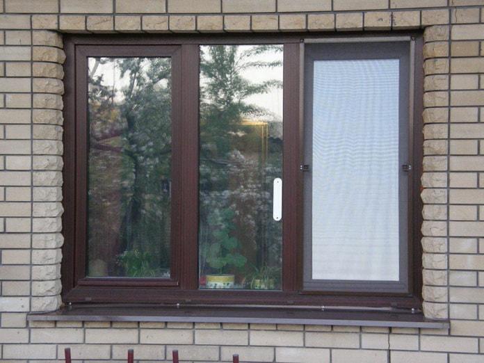 otlivy na okna
