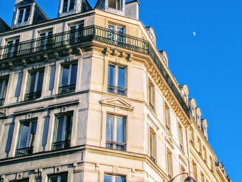 Балкон_Франция