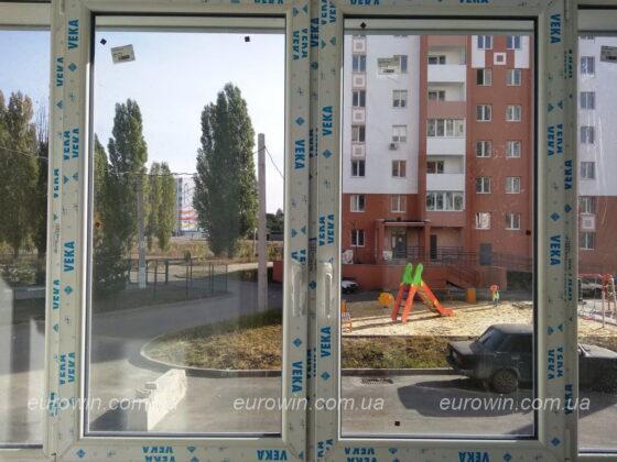 Балкон ЖК Птичка Харьков