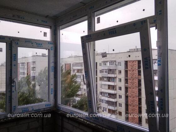 Балкон Харьков Жилстрой-2