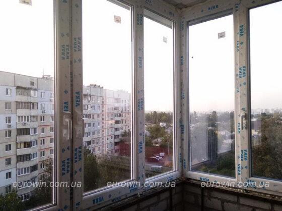 Рама на балкон Жилстрой-2