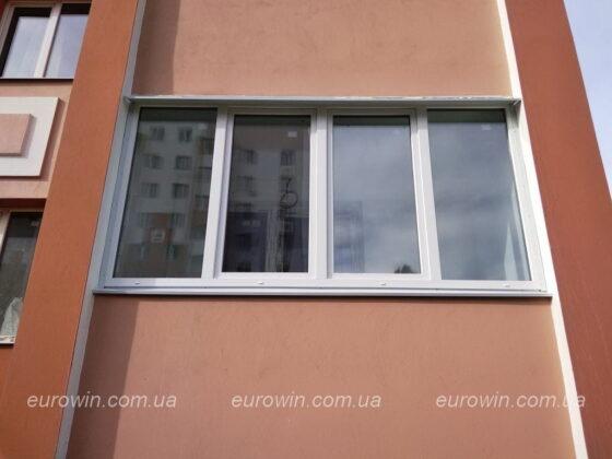 Рама на балкон Жилстрой -1