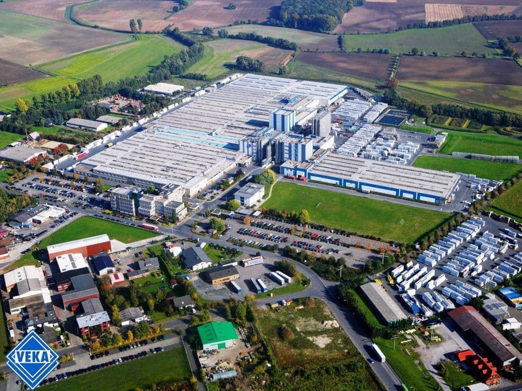 Завод Века Зендельхорст Германия
