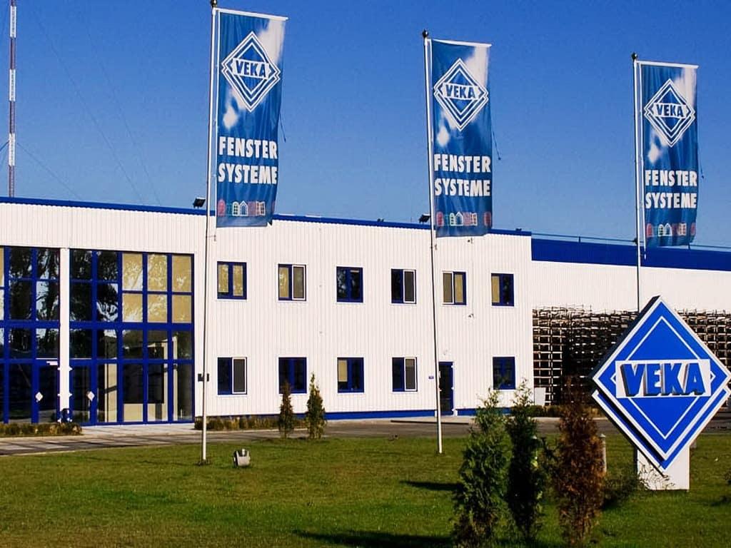 завод Veka